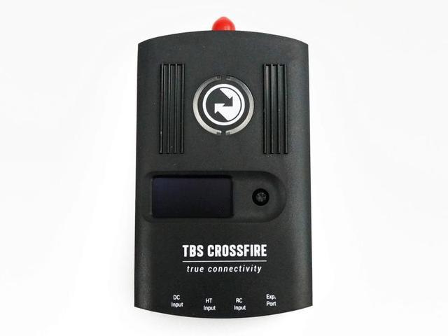Oryginalny nadajnik TBS Crossfire Lite CRSF TX 915/868Mhz daleki zasięg system radiowy multikopter zdalnie sterowany wyścigi Drone