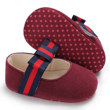 2019 New Toddler Baby Girl Soft Plush Princess Shoes cute shoes Infant Prewalker New Born Baby Shoes for girls