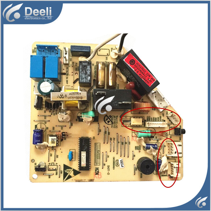 95% new good working for air conditioning motherboard pc board KFR-35G/GCC12 0010404411D board good working 95% new good working for air conditioning accessories kfr 23 25 26 32 35g m75a computer board motherboard on sale