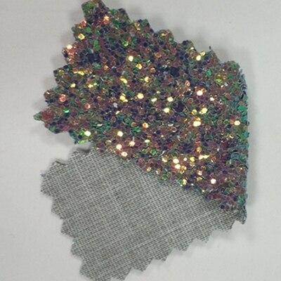 25*100 см сорт 3 объемный Блестящий виниловый рулон ткани для обоев, настольного бегуна, банта для волос DIY украшения ремесла 1 шт - Цвет: 3a
