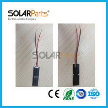 50pcs 55*20mm 1V/80mA  mini epoxy resin solar panel solar module used for educational toys LED light .