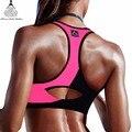 Sportes bra bralette sutiãs para mulheres Sutiã Montagem top mulheres tanque Sutiã Roupa Interior Acolchoado sprotes Top Sportes