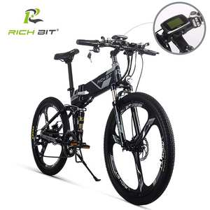 RichBit RT-860 36 V * 250 W 12.8Ah Mountain Hybrid Electric Bicycle Cycling Watertight