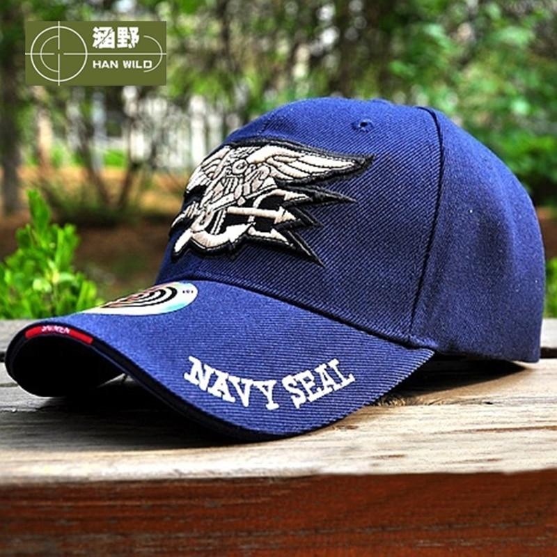 New Casual Navy Snapback Cap Sport Baseball Hat Special