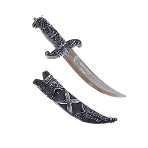 Knife Toy Sword Dagger Pirates Kids Halloween-Toy Party-Supplies Small DIY Plastic
