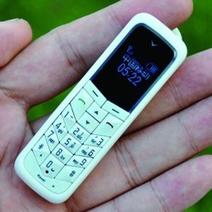 Image 4 - GT BM50 هاتف محمول صغير الجيب صوت سحري BT طالب سماعة أذن سماعة مزدوجة سيم MP3 دعم TF راديو FM الهاتف المحمول P485