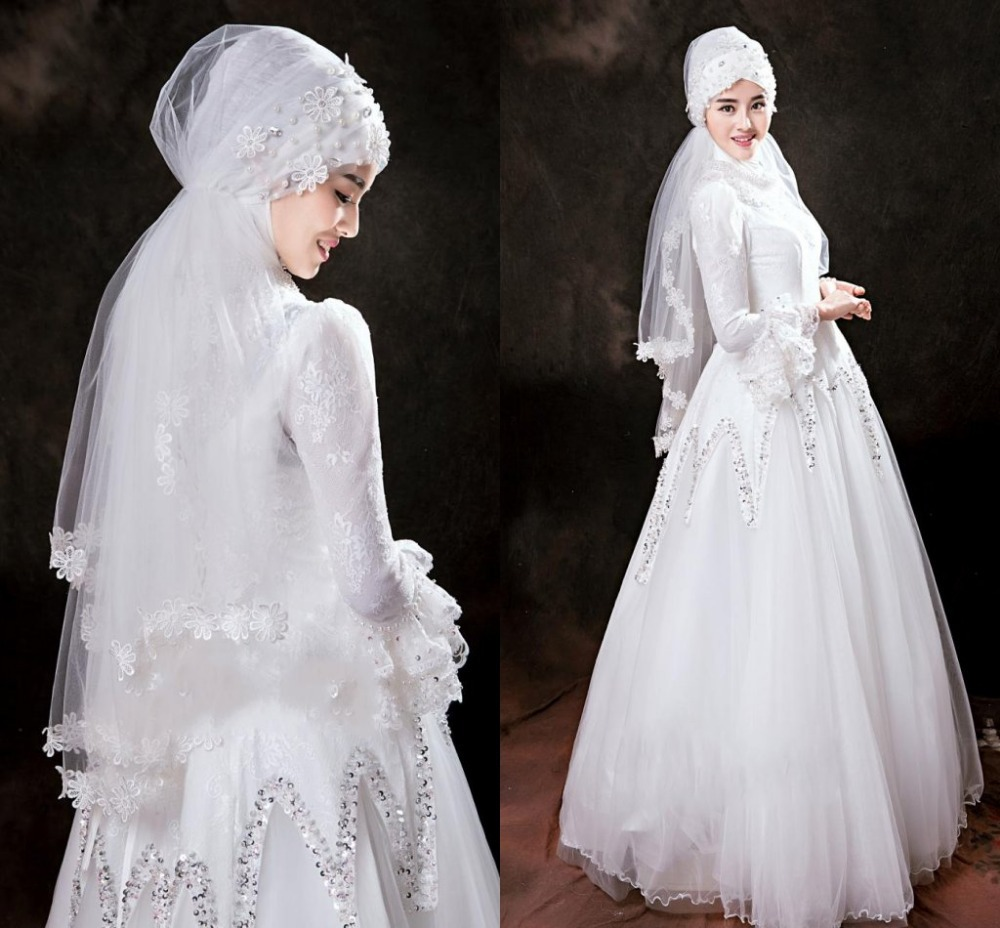 islamic dresses for weddings » Wedding Dresses Designs, Ideas and ...