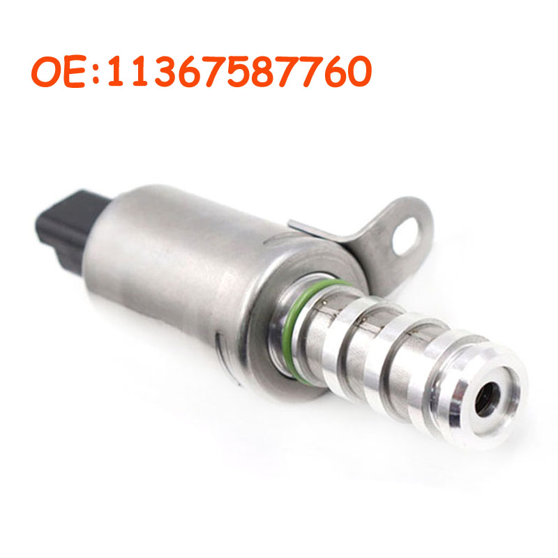 11367587760 For Mini BMW VVT Oil Control Valve Timing Control Solenoid <font><b>11367604292</b></font> 1922V9 1922R7 V758776080 image