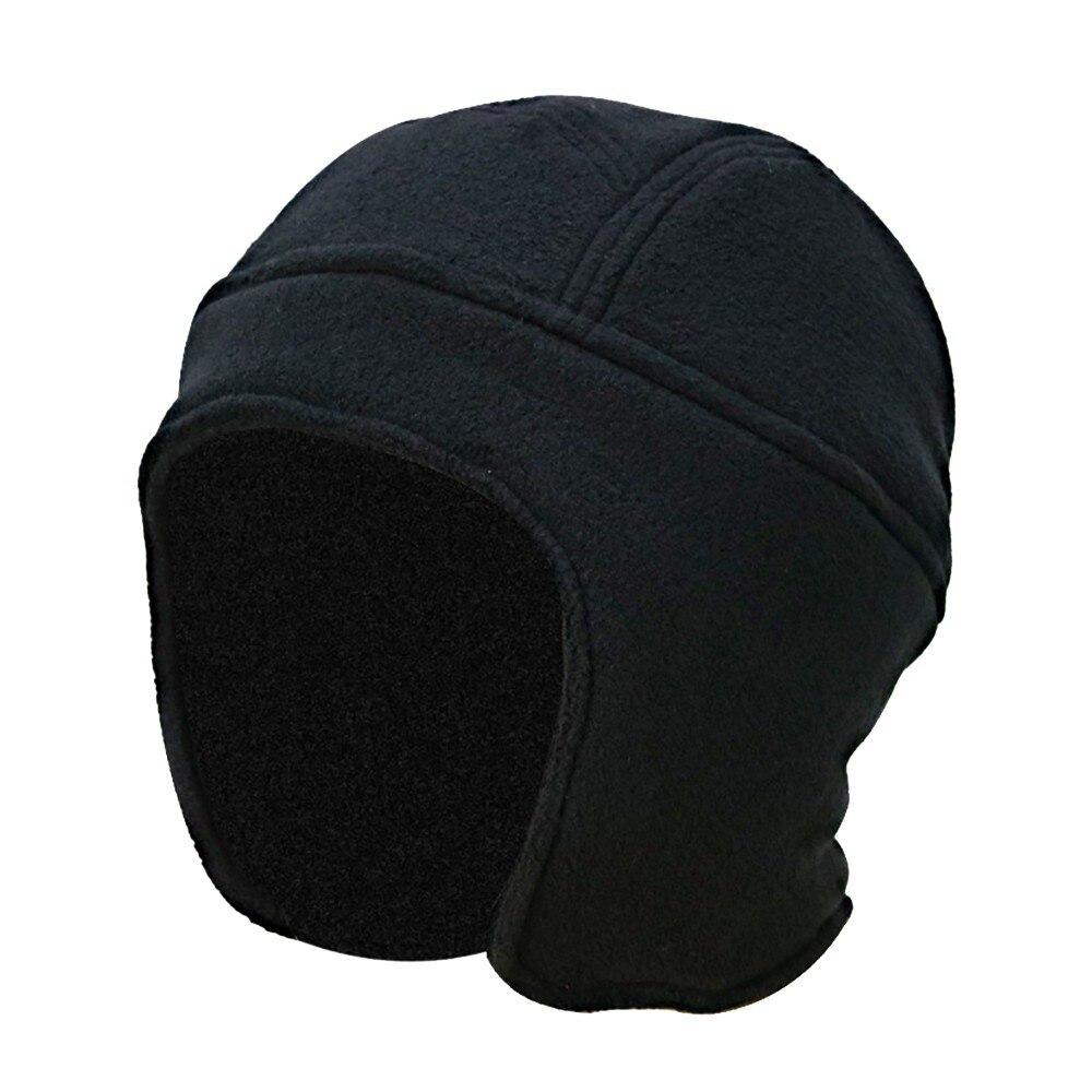 Men Winter Hat With Earflap Russia Ushanka Bomber Hats Pilot Trapper Aviator Cap Snow Caps Female  #410