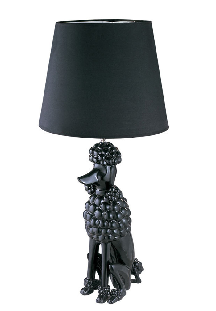 Modern art deco table lamp living room bedside table lamp for Table lamps for living room modern