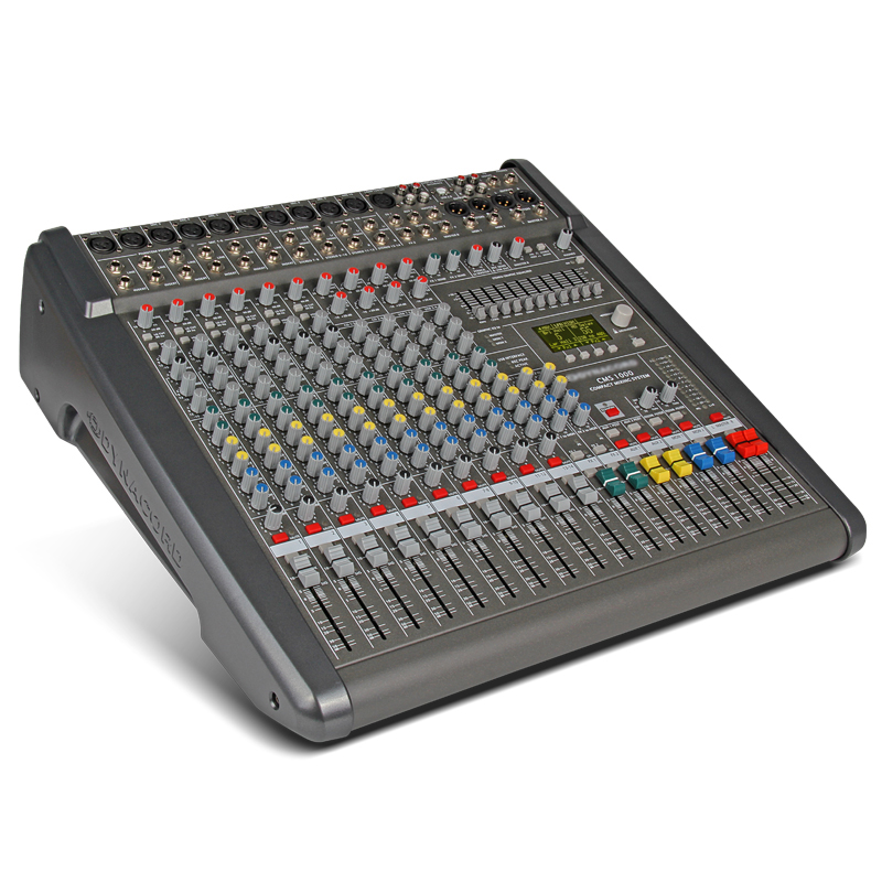 Top quality CMS1000 3 CMS Compact Mixing System Professional Live Mixer with Concert Sound Performance digital