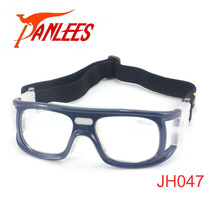 New arrival  Panlees outdoor foldable sports basketball glasses men prescription sport goggles anti-impact free shipping
