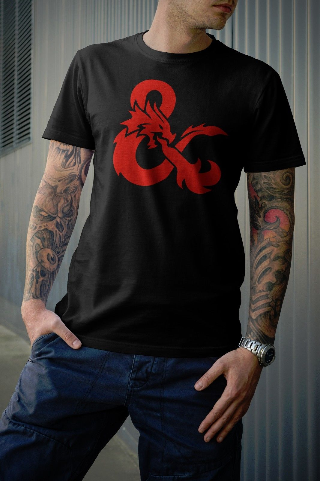 Dungeons & Dragons 5th Edition Tshirt ...