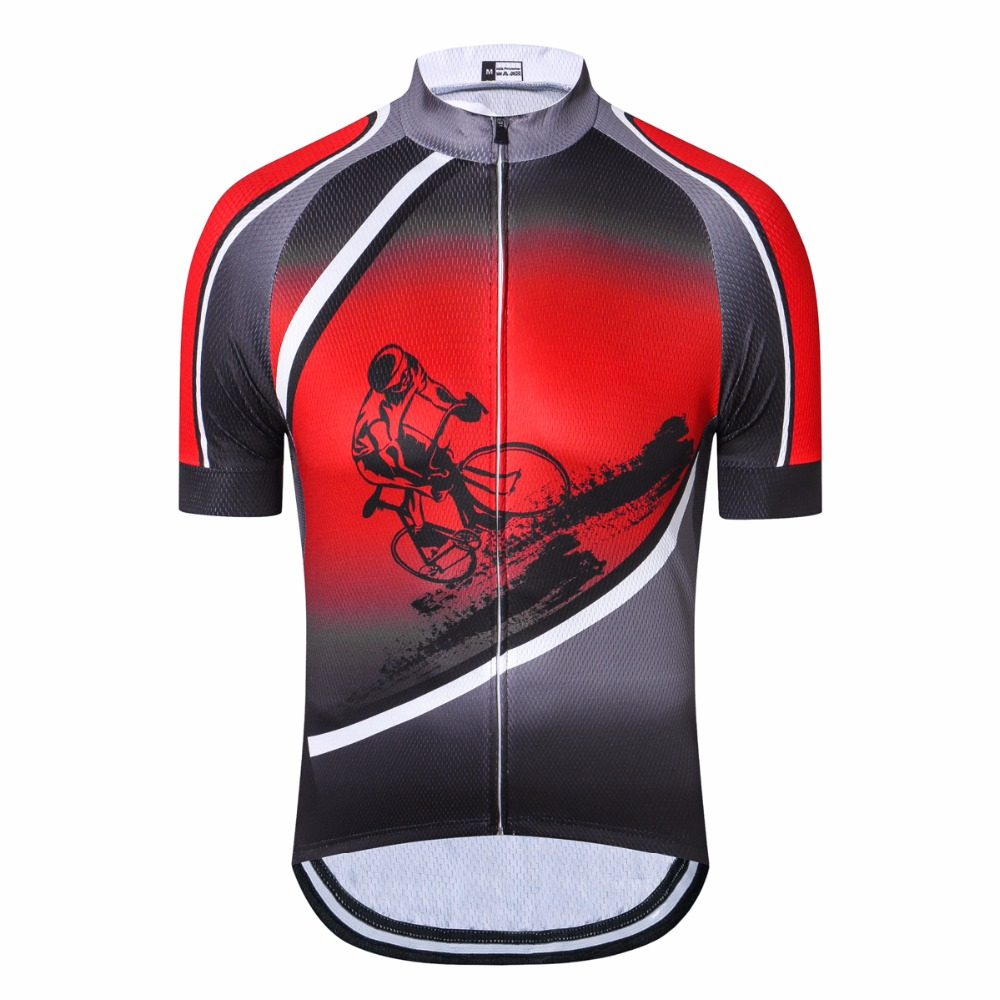 d7c27cb5a Weimostar men s Cycling Jersey Quick Dry Short Sleeve Summer Team Clothing  Cycle Wear Shirt Ropa Ciclismo Road MTB Bike Top-in Cycling Jerseys from  Sports ...