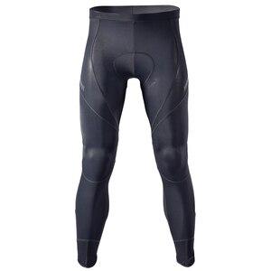 Image 3 - Брюки RION мужские для езды на горном велосипеде, длинные велосипедные брюки с подкладкой, полная длина, спортивные штаны для горного велосипеда, осень