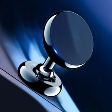 Magnetic Pack Car Phone Holder Dual Mounting Bracket 360 Rot