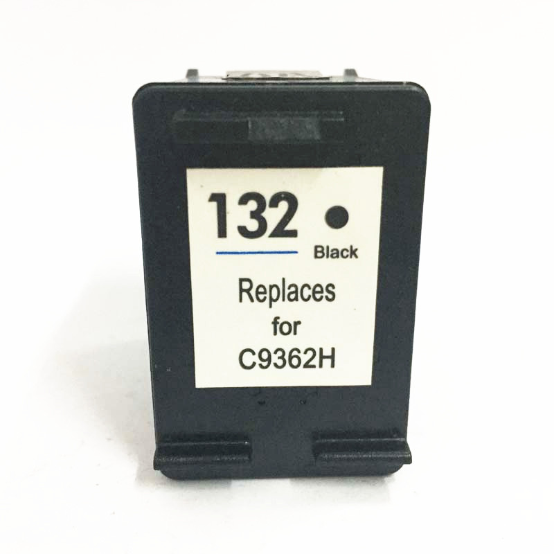 einkshop 132 Compatible Ink cartridge Replacement for hp 132 Photosmart C3150 C3100 C3183 PSC 1510 1513 1500 1600 6210 Printer