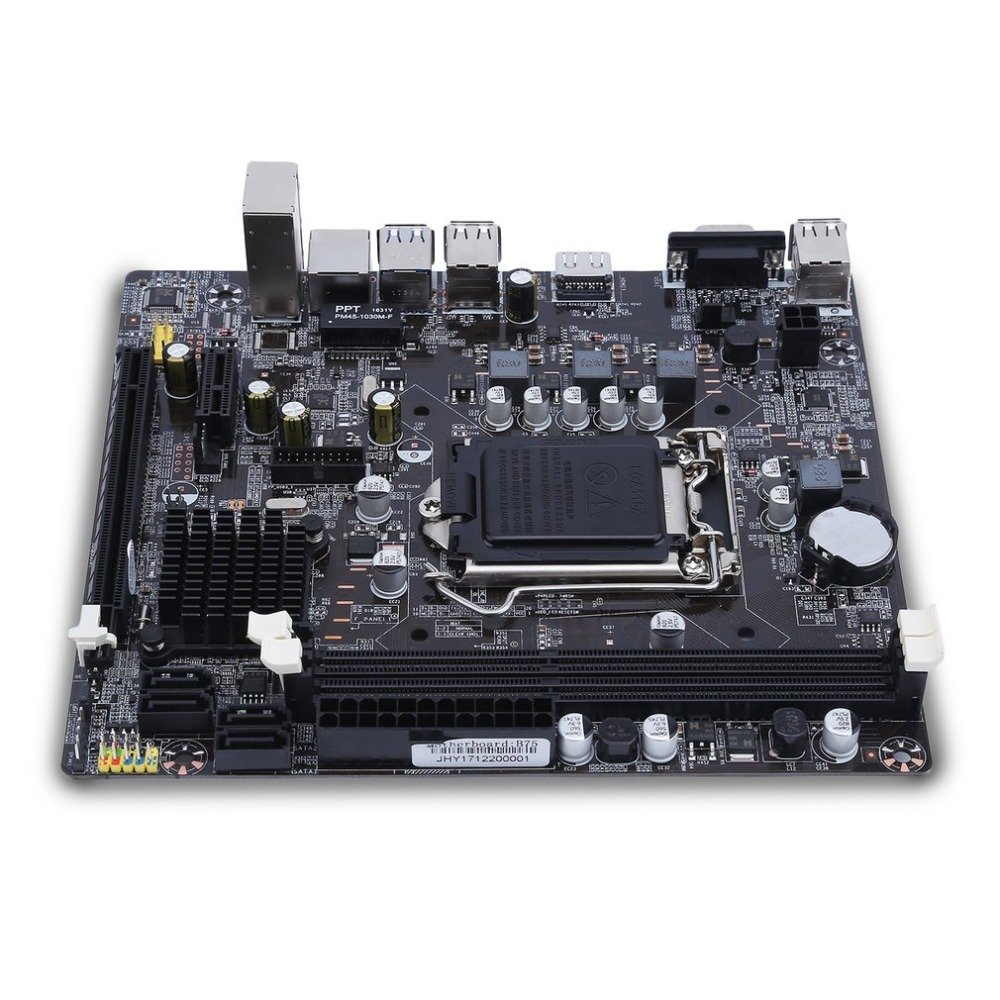 6 Channel Mainboard P55-A-1156 Motherboard High Performance Desktop Computer Mainboard CPU Interface LGA 1156 msi original zh77a g43 motherboard ddr3 lga 1155 for i3 i5 i7 cpu 32gb usb3 0 sata3 h77 motherboard