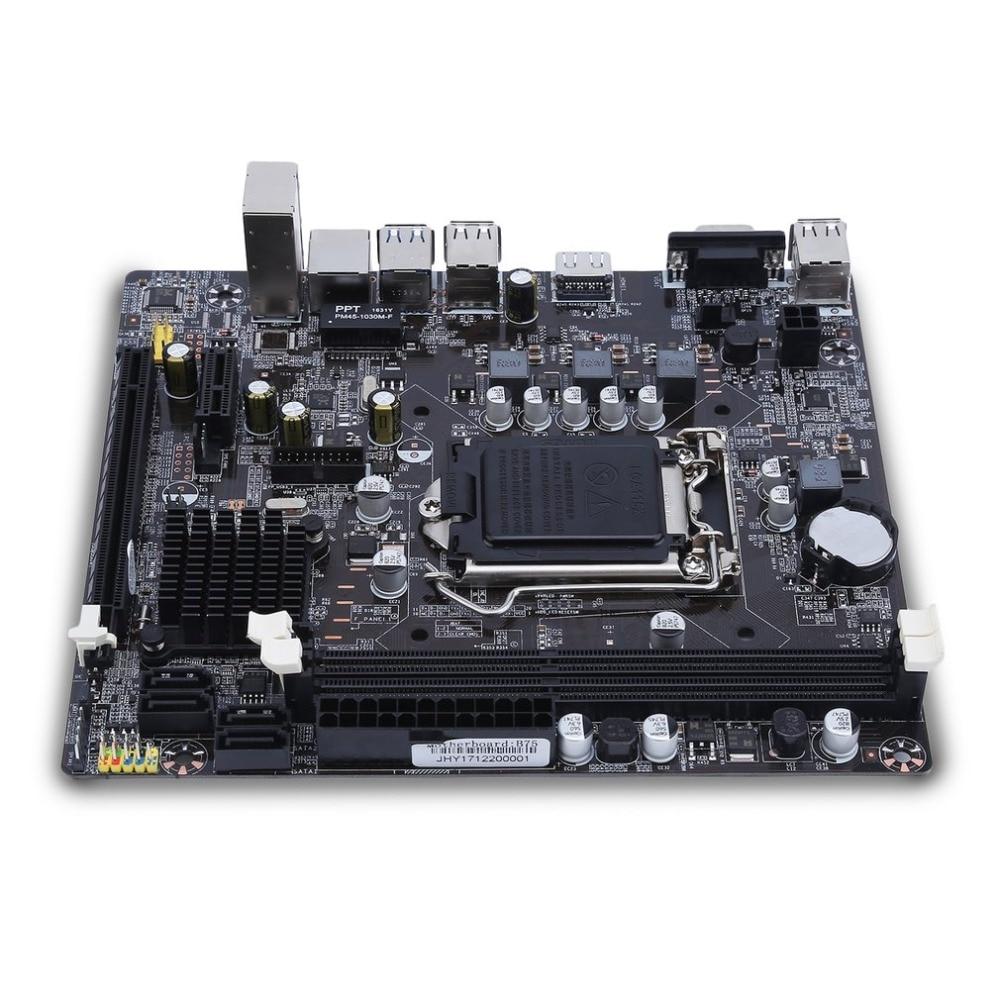 B75-1155 Desktop Computer Mainboard Professional Motherboard CPU Interface LGA 1155 Durable Computer Accessories цена