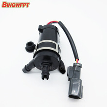 Headlight/Headlamp Washer Pump For HONDA Accord/CR V/Civic/S200 76806 SNB S01