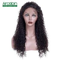 Бразильский странный вьющиеся Синтетические волосы на кружеве парики предварительно сорвал человеческих волос парики с ребенком волос на