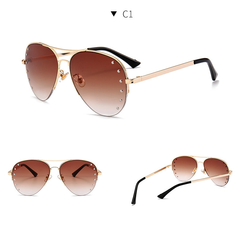 2018 new KD107-111 sunglasses ladies eye protection sports coated sunglasses wholesale summer new coated sunglasses
