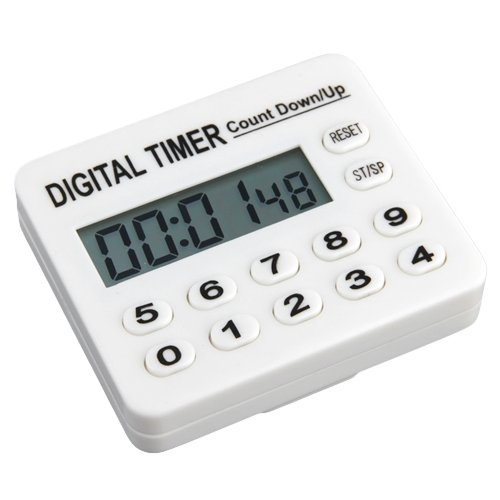 SDFC Home Kitchen Cooking Digital Count Down Up Timer Alarm