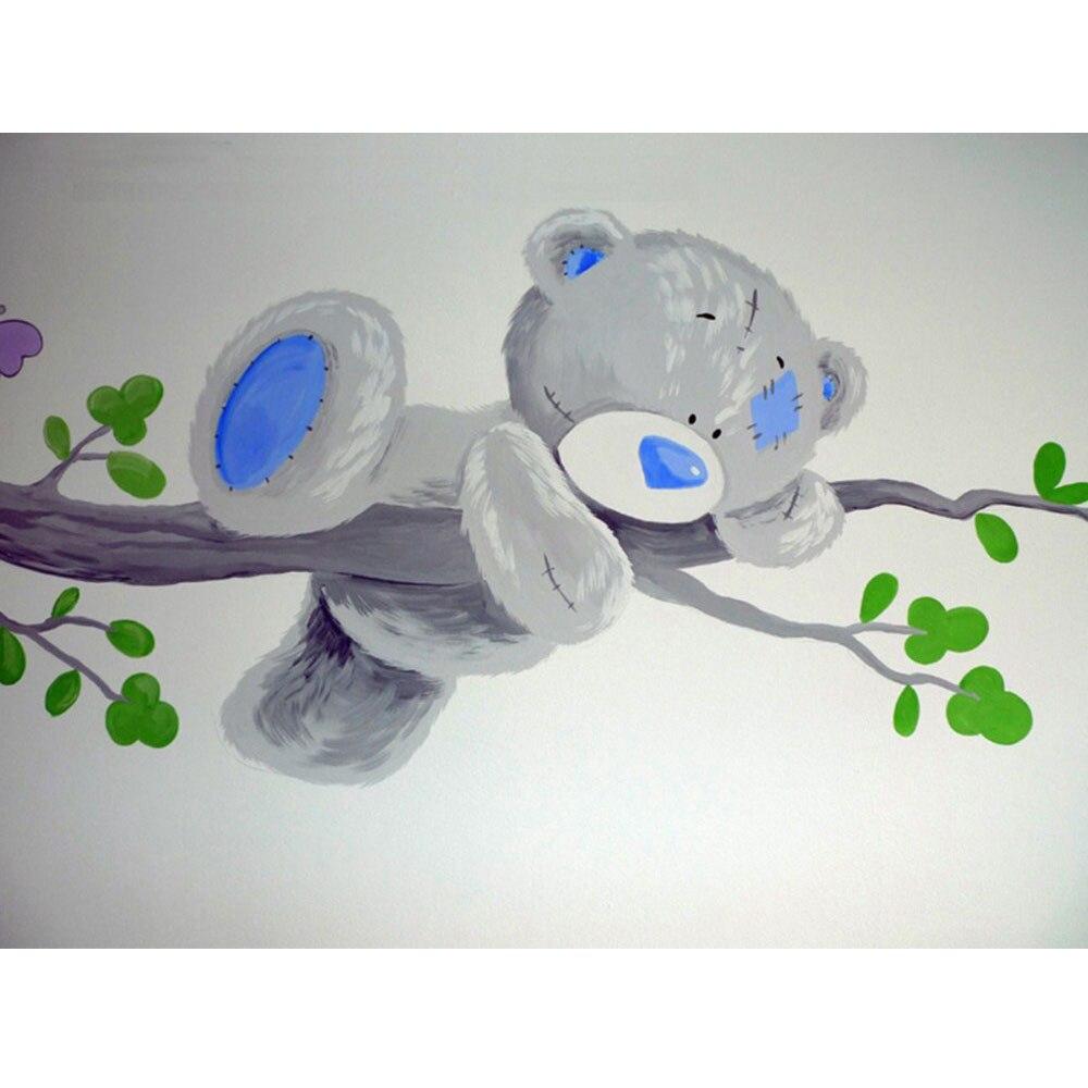 5D Bear Embroidery Paintings Rhinestone Pasted DIY Diamond Painting Cross Stitch