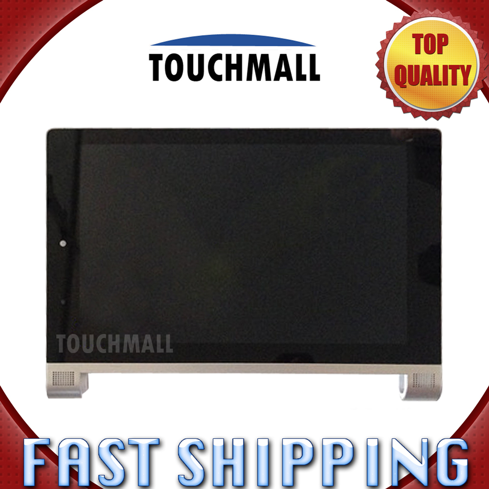 For Lenovo Yoga Tablet 2 830 830F Replacement LCD Display Touch Screen Digitizer with Frame Assembly 8-inch Black For Tablet replacement new lcd display touch screen with frame assembly for lenovo yoga tablet 2 1051 1051f 1051l free shipping