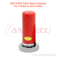 Dual Band VHF/ UHF Mobile/Vehicle Radio Antenna HH-N2RS Red Color for KT8900 KT8900R BJ-218 TM-218