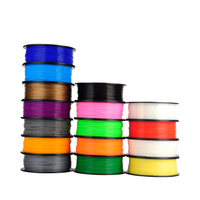 High Quality 1 75mm Pla Abs Filament 1kg 0 5kg Plastic 3d Printing Materials Filament Pour