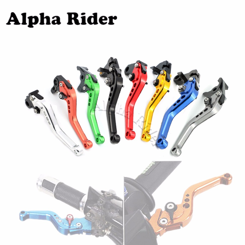 Brake Clutch Levers for Kawasaki ZX6R/ 636 ZX-6R 07-15 ZX10R ZX-10R 2006 2007 2008 2009 2010 2011 2012 2013 2014 2015 kemimoto radiator guard cover grille protector for kawasaki ninja zx 10r zx 10r 2008 2009 2010 2011 2012 2013 2014 zx10r