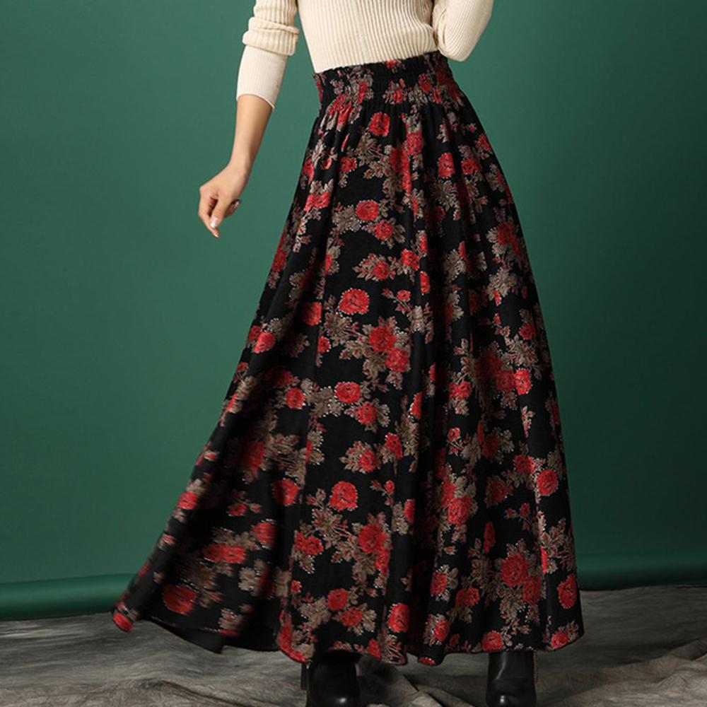 Long Skirt - Dress Ala