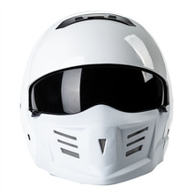 2019 New Flip Up Motorcycle Helmet Racing Modular Dual Lens Motocross Moto Helmet Full Face Helmet Removable Fashion 3 Size M-XL best sales safe full face helmet motorcycle helmet flip up helmet with inner sun visor everybody affordable size m l xl