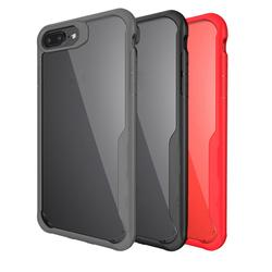 For iphone 8 Case Iphone 8 plus Case Luxury Silicone Frame + Acrylic Transparent Back Cover Case For iPhone 8 7 7 plus 1