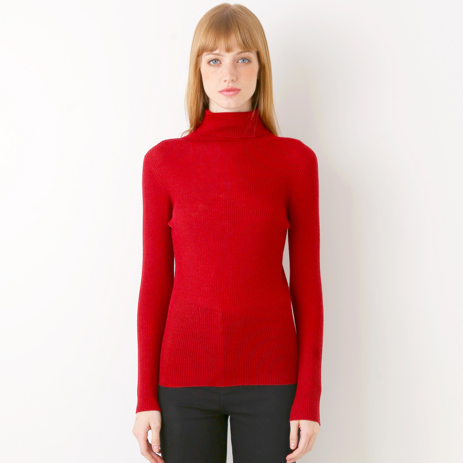 Compare Prices on Red Sweaters for Women- Online Shopping/Buy Low ...