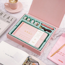 Traveling Planner Set Travel Daily Gift Go Appointment Book with Password