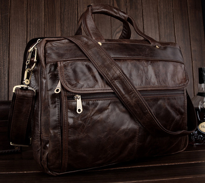 De Porte Hommes Bureau Ordinateur Portefeuille Color Coffee En D'affaires Messager Véritable documents Luxe Portable Cuir Sac soCQrBtxhd
