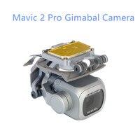 Оригинальные запасные части для DJI Mavic 2 Pro объективкамерыподвеса FPV hd 4k для DJI Mavic Pro камера Mavic Gimbal аксессуары