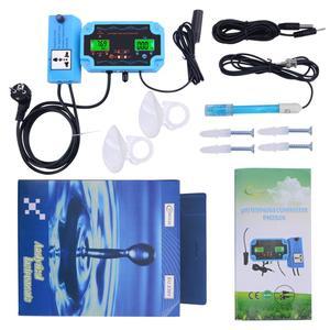 Image 5 - Yieryi 3 em 1 ph/tds/temp qualidade da água detector de ph controlador com eletrodo bnc tipo sonda qualidade da água testador para aquário