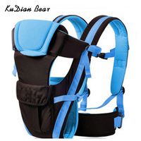Baby Carrier Kids Kangaroo Cotton Carrying Children Baby Ring Front Backpack Sling Wrap Hip Seat New