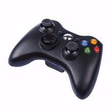 Беспроводная связь bluetooth контроллер для xbox 360 пульта wireless джойстик для официальная microsoft xbox игры подлинной контроллер