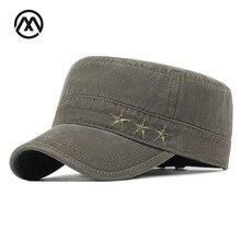 Tático Cap Chapéu Chapéu Militar Do Exército Para Os Homens Casquette  Bordado Estrela de Cinco pontas-Capitão Marinheiro Chapéu . e948fa8aa76