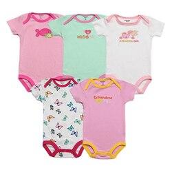 5pcs lot baby bodysuits 100 cotton infant body short sleeve clothing similar jumpsuit cartoon printed baby.jpg 250x250