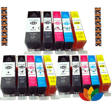 Choose Any 15 Compatible Printer Ink Cartridges for Canon Pixma MG5350 [525/526] With Chip