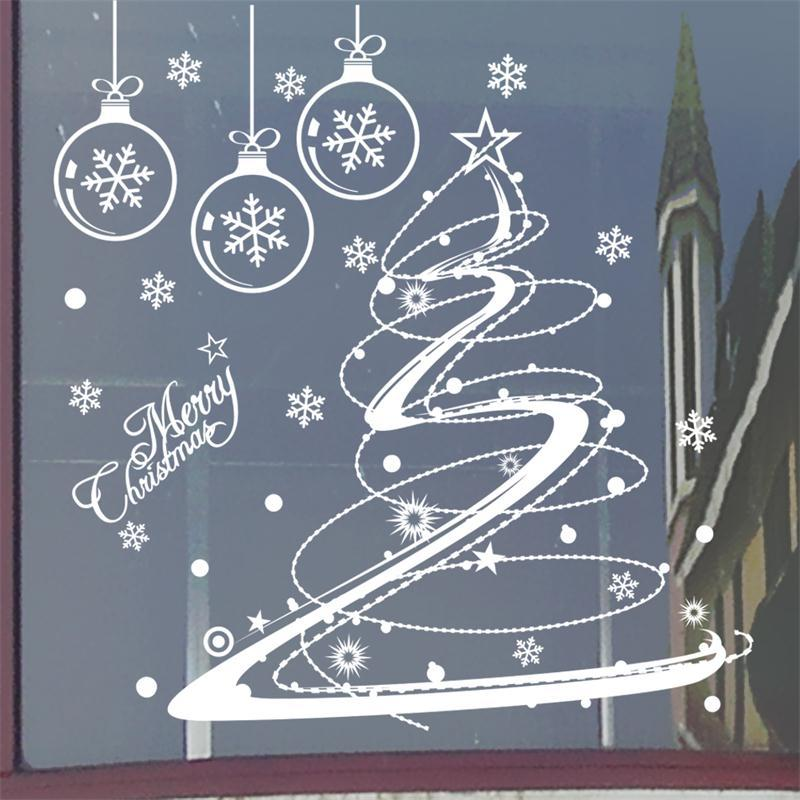 Christmas Window Vinyls