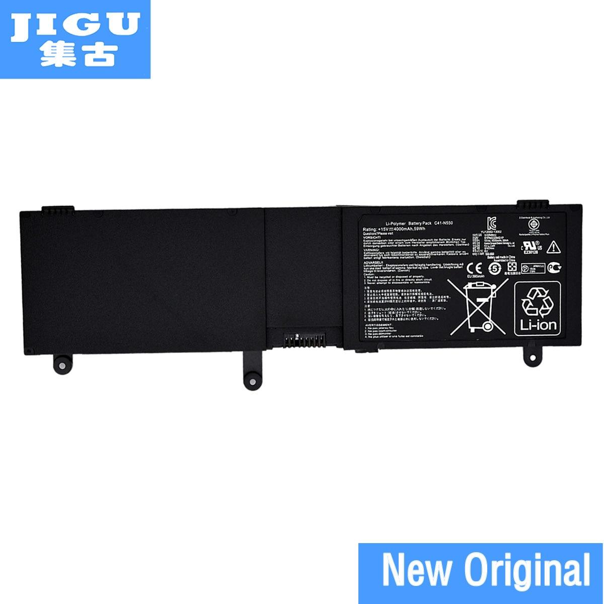 JIGU Laptop Battery C41-N550 FOR ASUS G550 G550J G550JK G550JK4700 N550JK N550JV ROG G550 G550J G550JK Series