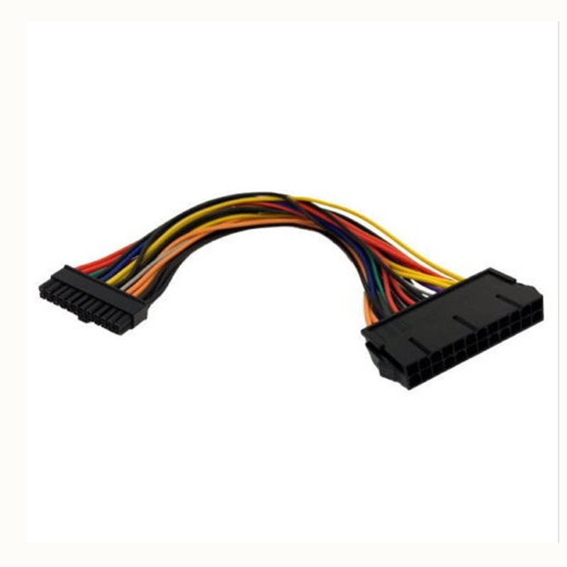 24 Pin Atx Power Connector Function