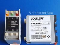 Anti Harmonic Three Phase Power Monitors Over Voltage Fault Phase Stagger Protection TVR2000ZP 1
