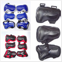 High Quality Adult Roller Skating Protector 6 Pieces Men And Women Skateboarding Riding Protective clothing